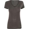 Fjällräven Dasy t-shirt grijs
